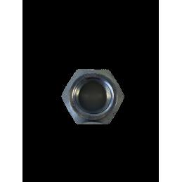 Ecrou hexagonal auto-freinant pas de 2 classe 10.9