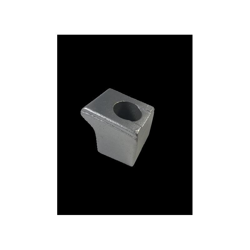 Cale de serrage standard adaptable pour broyeurs rapides côté