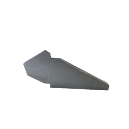 Dent fixe adaptable en Hardox 450