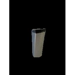 Pointe de 62 x 19 x 13 mm pour broyeurs rapides côtés