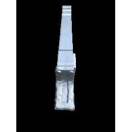 Contre-lame adaptable pour broyeurs lents mono-rotor dessous