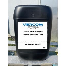 Bidon d'huile hydraulique pour moteur V32  (20L)