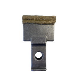 Outil fixe plaquette de carbure